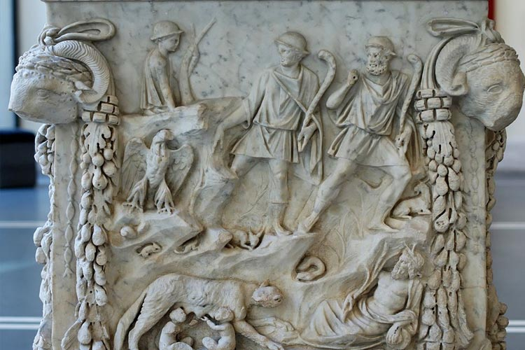 Întemeierea Romei