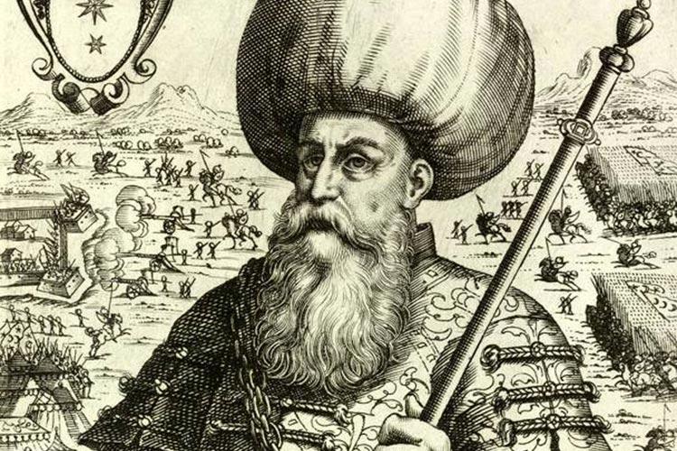 """Koca Sinan Paşa (""""Sinan cel Mare"""" 1506 - 3 aprilie 1596),  om de stat și comandant militar de origine albaneză, a ocupat de cinci ori poziția de mare vizir"""
